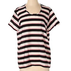 Victoria's Secret stripped sheer top S